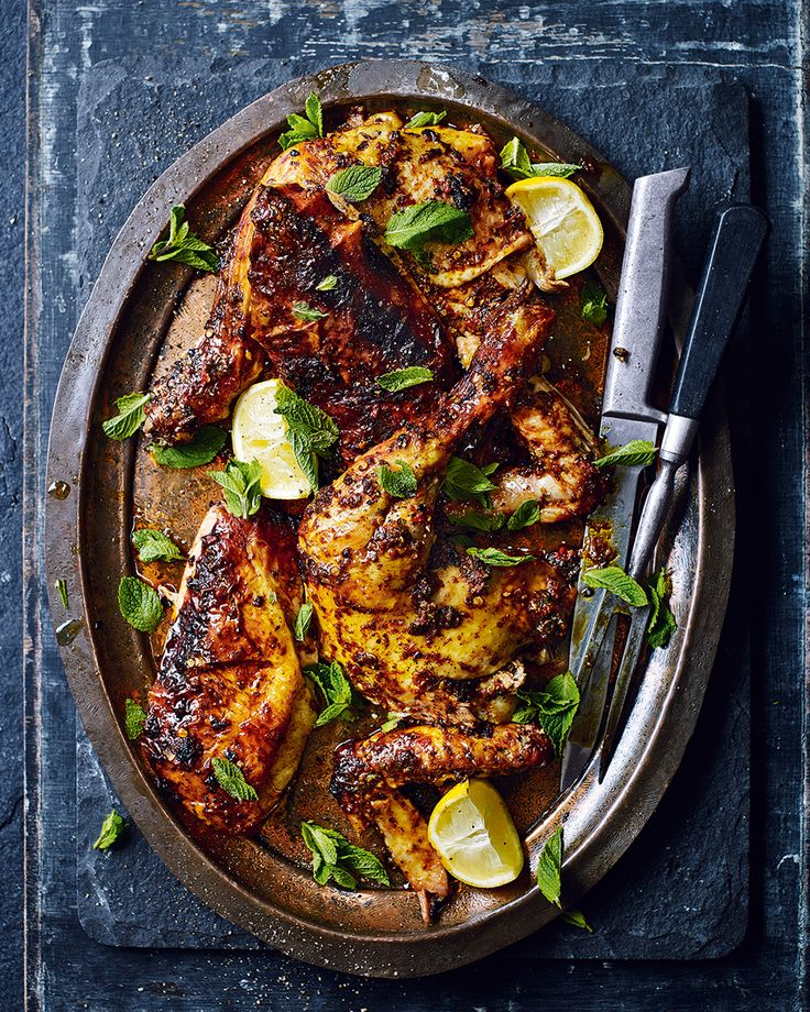 Dare to be different for your next Sunday roast and try your hand at this spicy Portuguese chicken recipe – it's easy, yet oh-so-satisfying.