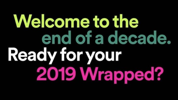 Spotify Wrapped Meet The Song That Marked Your 2019 Songs Spotify Much Music