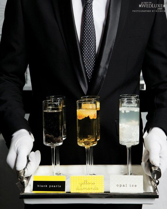 Champagne suite...at your service
