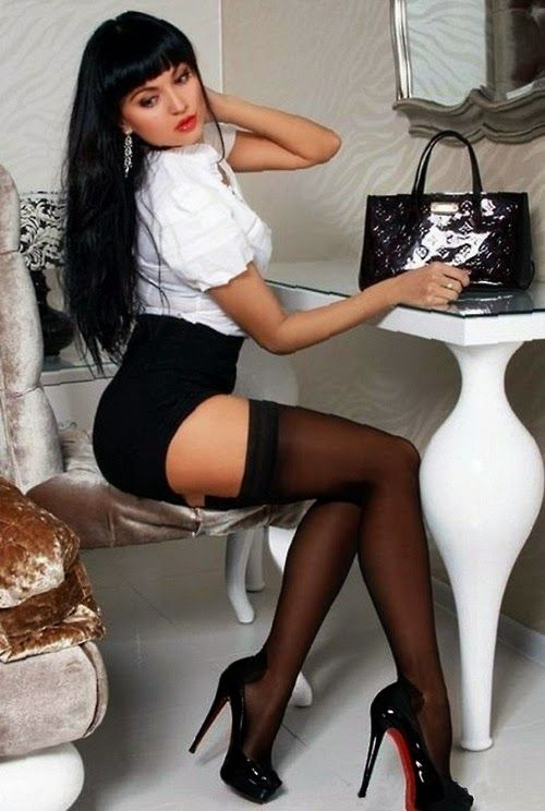 Just Legs, Stockings and Shoes : Photo | photo-2 | Pinterest | Legs, Stockings and Sexy legs