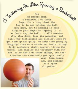 testimony basketball