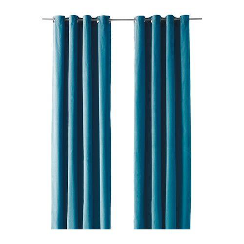 1000 id es sur le th me sur pinterest housses de coussins rideaux e - Ikea rideaux velours ...