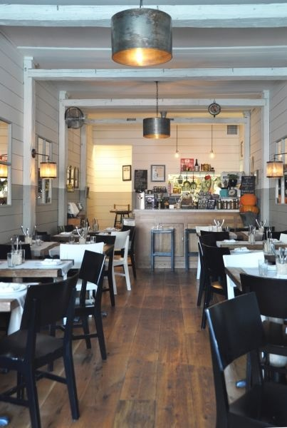 Le Farm, Westport CT.    Try the young lettuce salad & hanger steak!  http://lefarmwestport.com