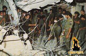 Lebanese Civil War 1982, Bachir Gemayel assassination 1982