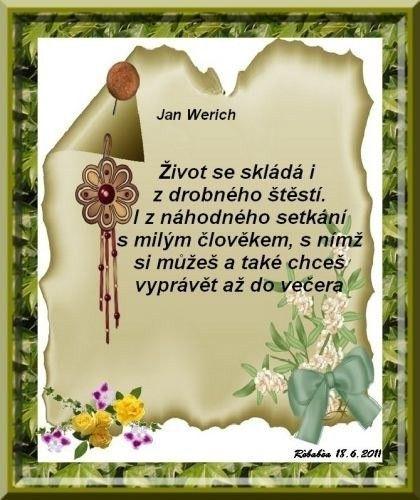 moudro pana Wericha