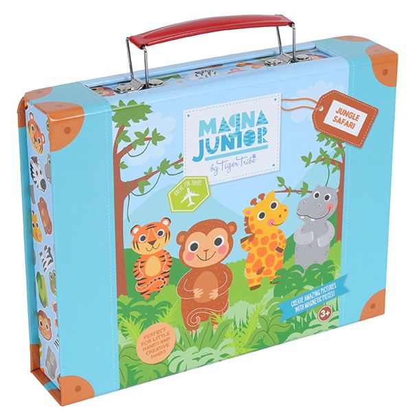 Magna Junior Case - Jungle Safari - from #limetreekids