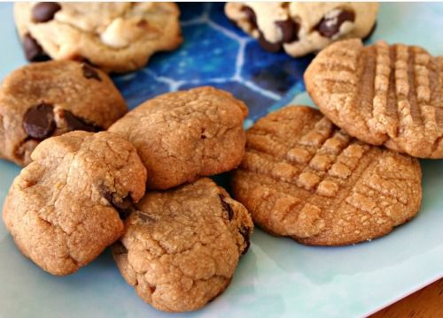 Carb Peanut Butter Cookies Recipe Low Dessert