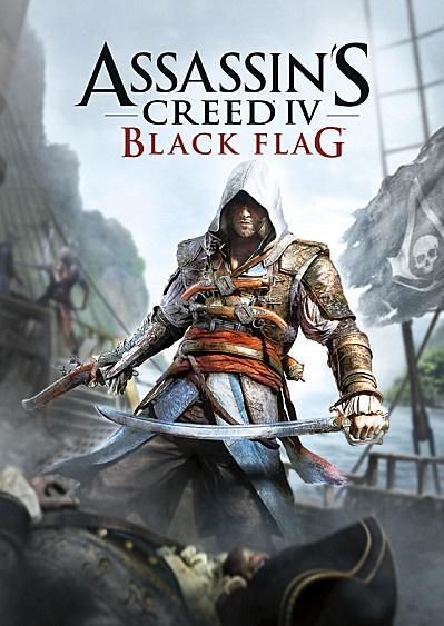 Jeux video: Découvrez la jacquette du prochain Assassin's Creed 4:Black flag (chez les pirates) !! - Cotentin-webradio le site