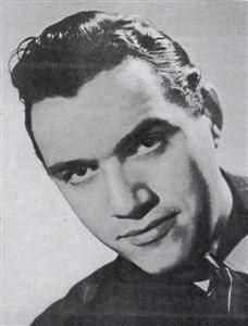 Lorne Greene served in Canadian Air Force in WW2 1942-45