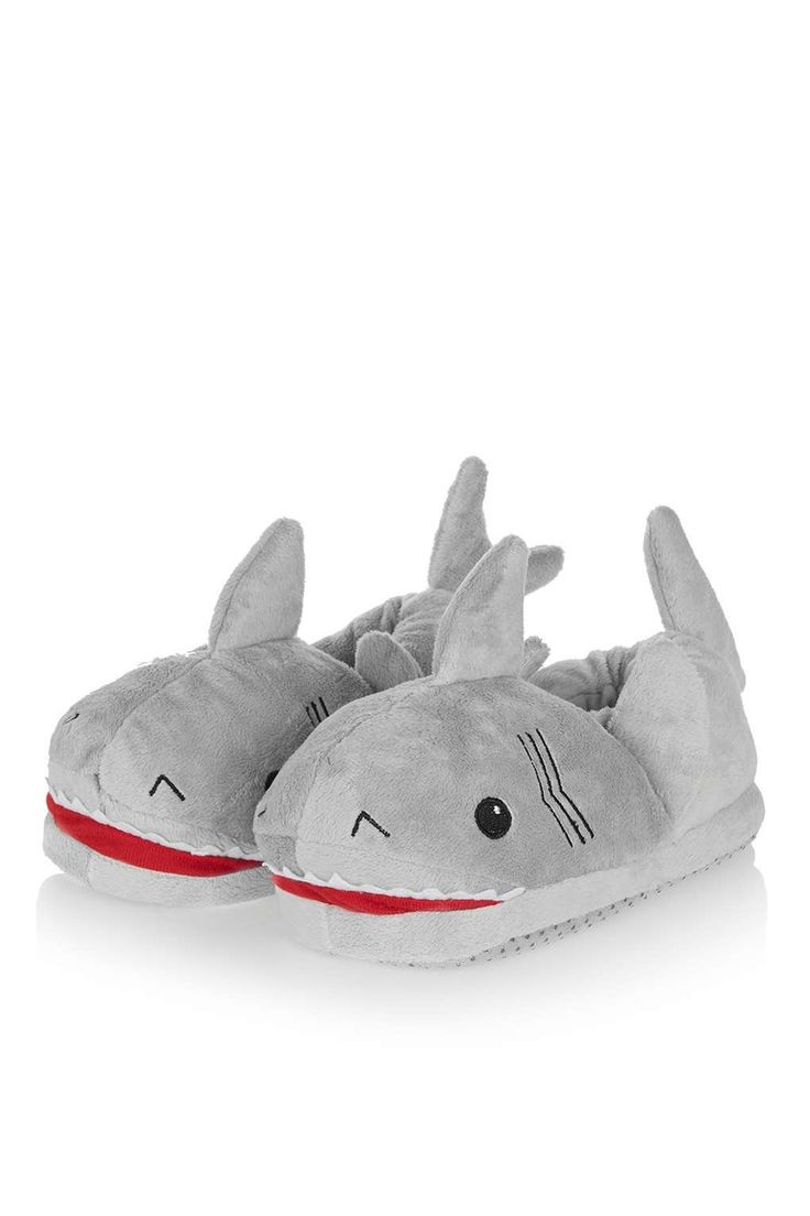 Toy Shark Slippers