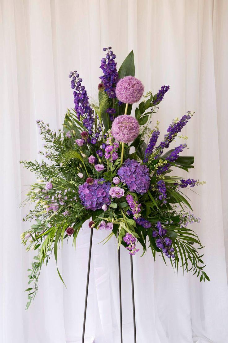 Event Flowers Large Flower Arrangements Funeral Floral