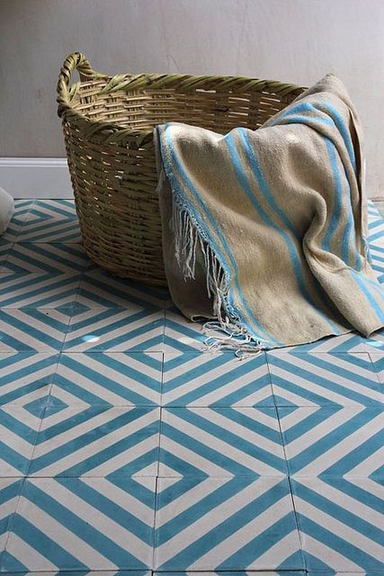 blue-tiles-5.jpg by the style files, via Flickr