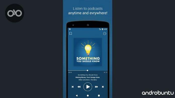 5 Aplikasi Podcast Terbaik Untuk Android Androbuntu Podcast Lagu Radio
