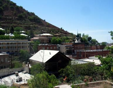 Bisbee Arizona - Visitors Guide - What to Do in Bisbee, Arizona: Scene of Bisbee, Arizona
