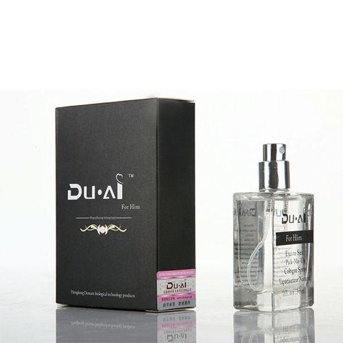 DU・AI 男性用フェロモン香水 禁断の惚れ香水!女性を魅惑するフェロモンを配合した香水