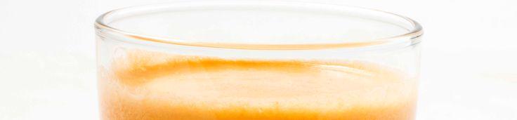 Minneola Tangelo, Pear, Ginger Juice