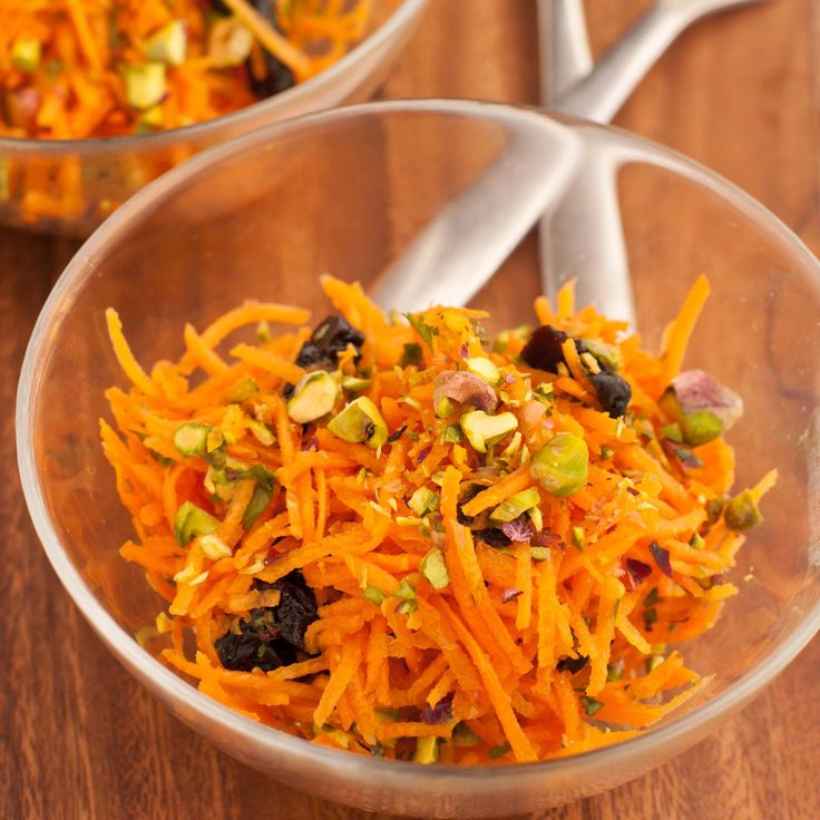Carrot, Pistachio and Cranberry Slaw...the perfect late winter salad!