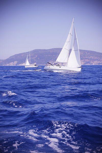 #Sailing in #Patmos Greece.