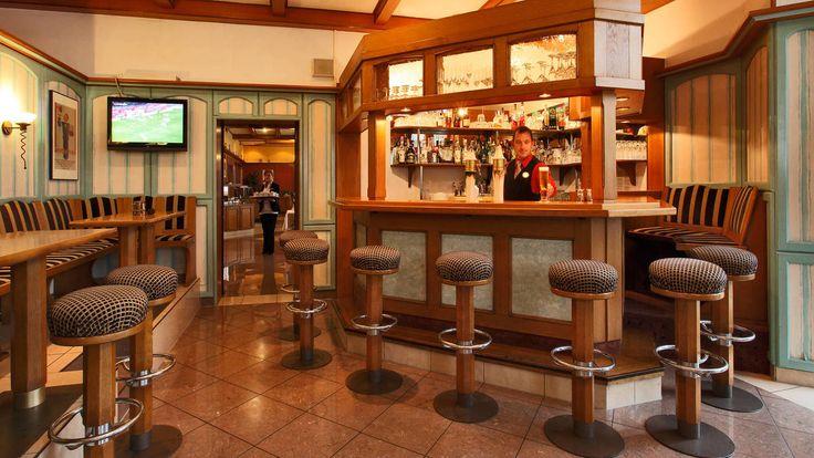Hotelbar im H+ Hotel Siegen
