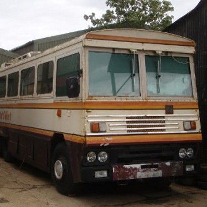 Margaret Thatcher's 'Battle Bus' up 41% at UK auction