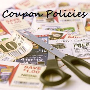 Store Coupon Acceptance Policies | Couponing in Canada