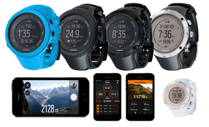 Suunto Ambit3 Collection