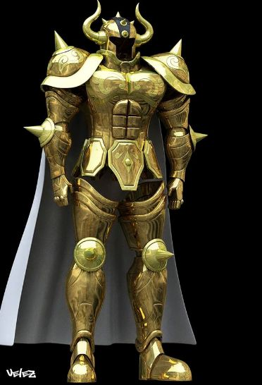 Taurus - Full Armor Pepakura File on Onekura. Make your own costumes and accessories.