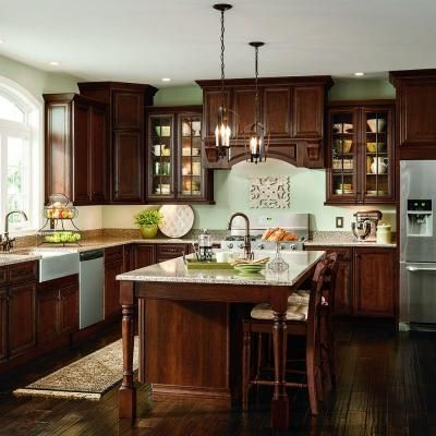 Best 25+ Thomasville cabinets ideas on Pinterest | Inside kitchen ...
