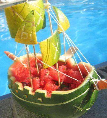 foodPirates Ships, Pirate Ships, Birthday Parties, Pirates Parties ...