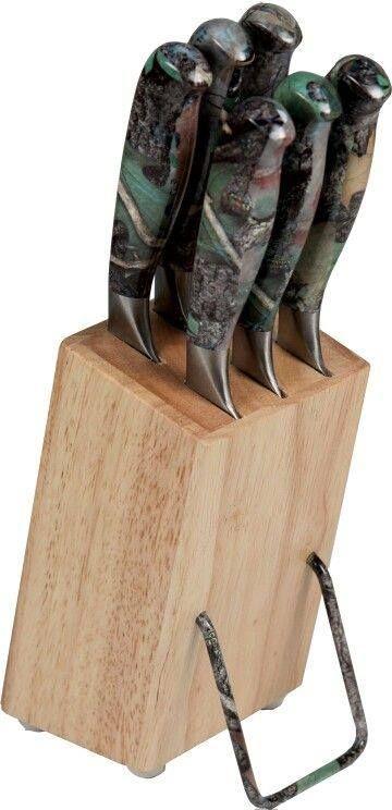 Camo Knives