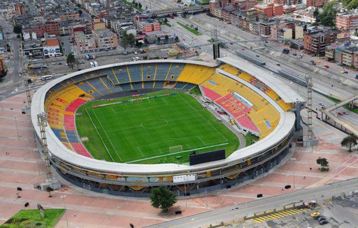 Estadio Nemesio Camacho El Campín - Bogotá Colombia