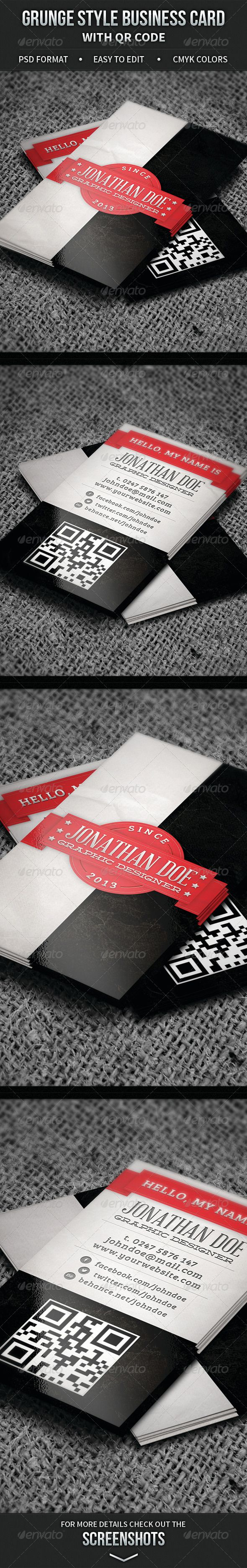 20 best Business card design inspirations images on Pinterest ...