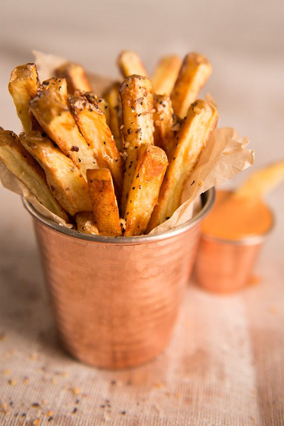 Team Traeger | Traeger Fries with Chipotle Ketchup