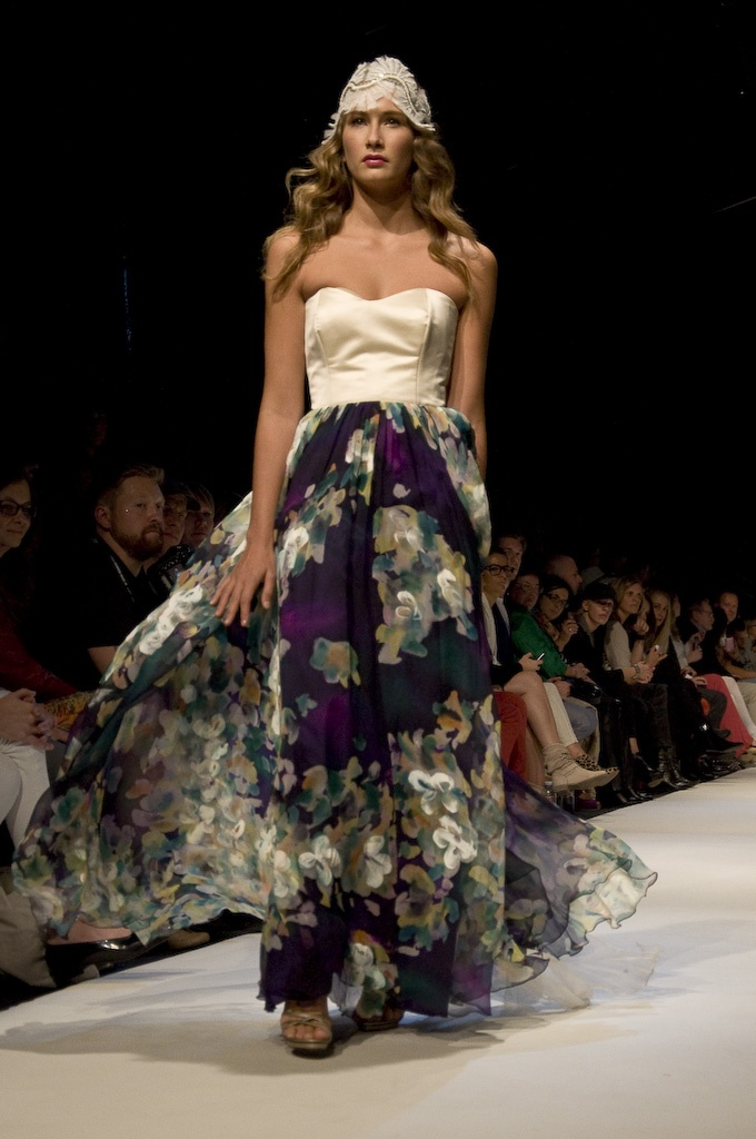 Cecilie Melli: Vienna fashion week show