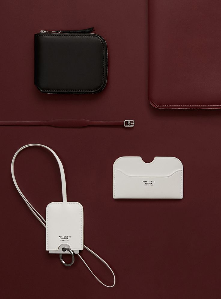 Acne Studios – Women's Small leather goods