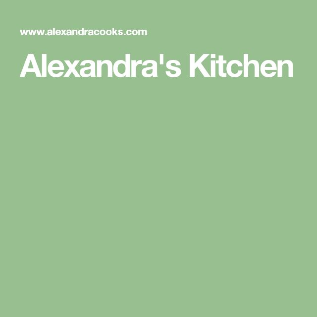 Alexandra's Kitchen