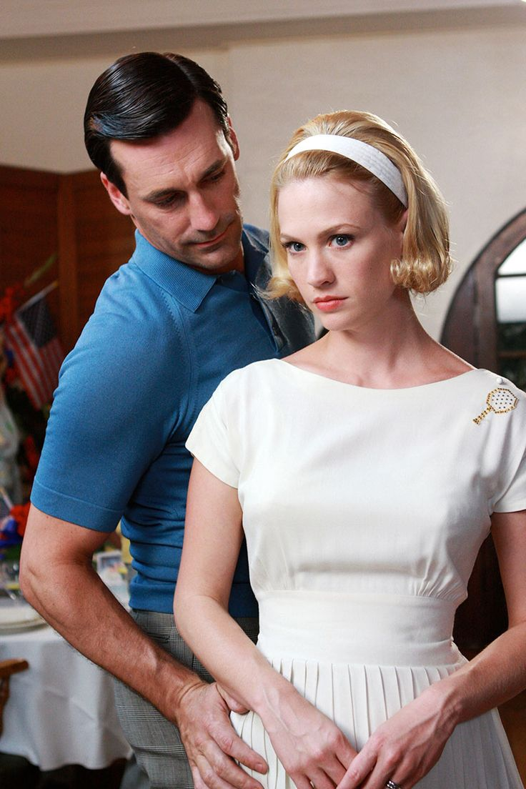 Mmmmmm....Don Draper.....;) -In honor of its final seasons, we round up Mad Men's best style moments.