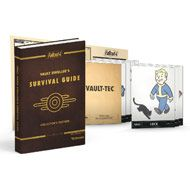 Boxshot: Fallout 4 Vault Dweller's Survival Guide Collector's Edition Official Strategy Guide by Prima Publishing