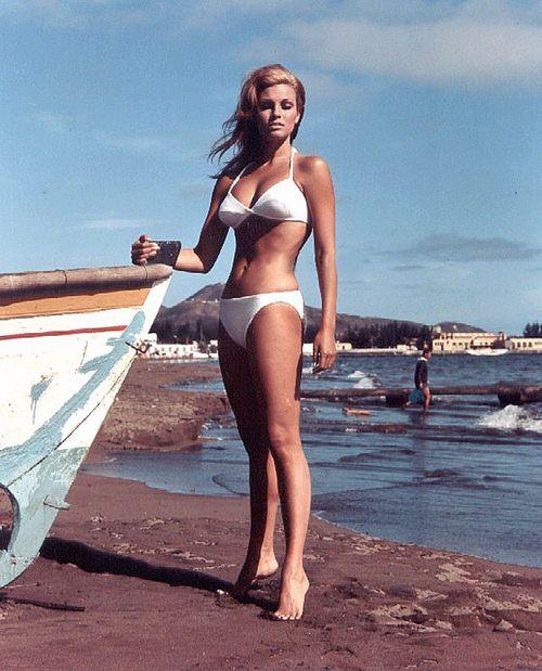 Raquel Welch No Photoshop,  Raquel Welch Bikini -5823