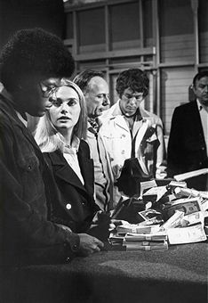 SQUAD - 'My What a Pretty Bus' 10/8/68 Clarence Williams III, Peggy Lipton, Henry Jones, Michael Cole