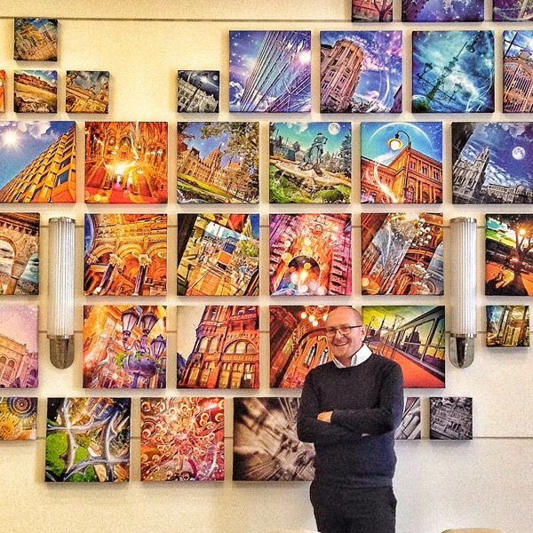 Luigino Bottega - Fine Artist