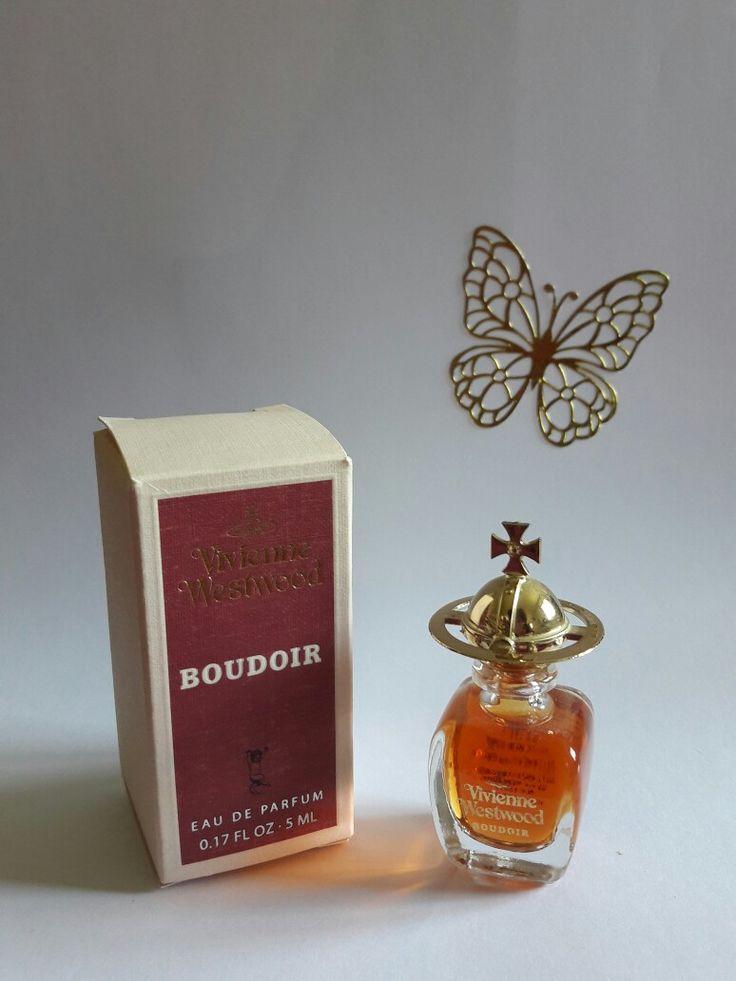 Vivienne Westwood - Boudoir - Eau de parfum - 5ml - miniature parfum