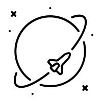 Check out Space Shuttle icon created by Artem  Kovyazin