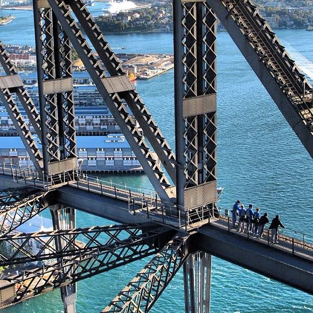 You haven't seen #Sydney - until you've seen it from the Bridge!