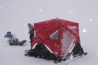 "Eskimo ""Fat Fish"" 949 Ice Shelter"