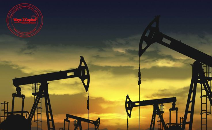 Crude oil futures were trading higher during afternoon trade in the domestic market on Monday