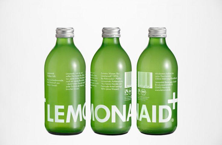 Lemonaid & Charitea by BVD