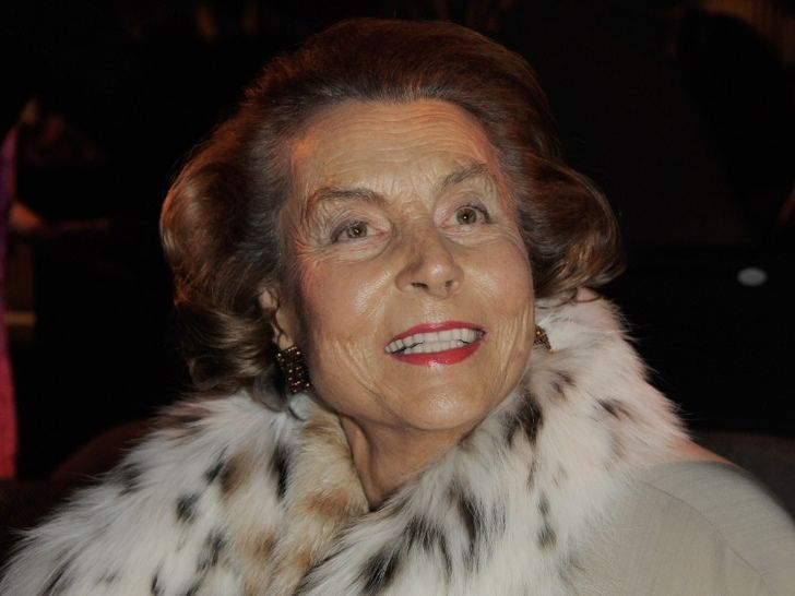 Liliane Bettencourt is worth $200 Billion.Liliane is not only the richest person in the whole of France, but she is also the richest woman in the entire world! Liliane Bettencourt is the head of L'Oreal, the largest cosmetics company on the planet; originally she inherited the company from her father, but it was her hard work and creativity that really improved the company and pushed the brand to what it is today.