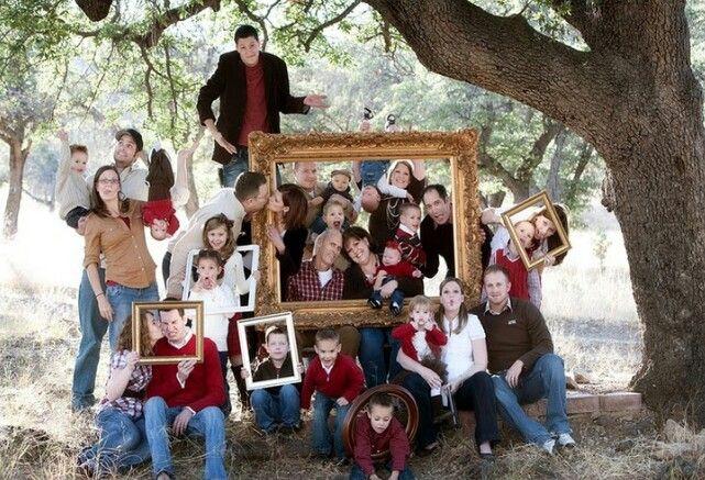 Great Family photography idea