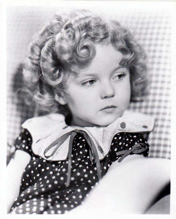 1934 Shirley Temple Baby Take A Bow Shirley Temple In